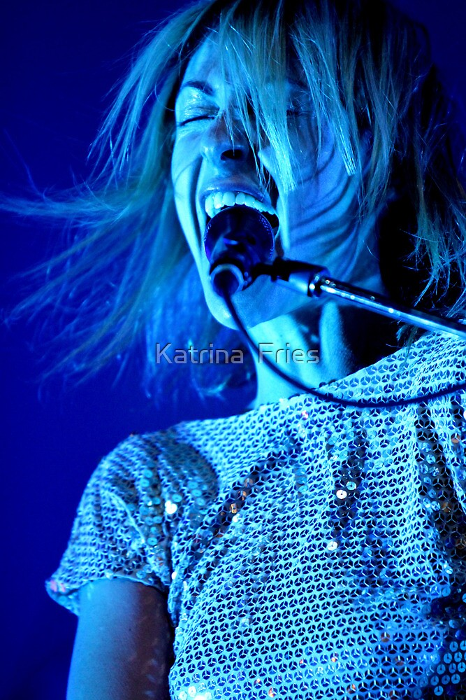 Emily Haines-Metric by Katrina  Fries