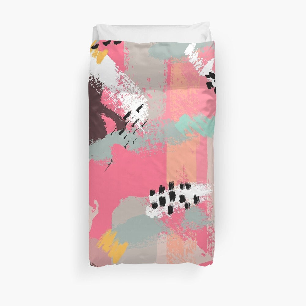 Modern Art Duvet Cover