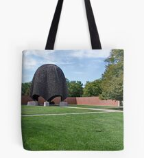 Roofless Church Tote Bag