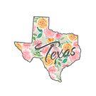 Texas State | Floral Design with Roses von PraiseQuotes