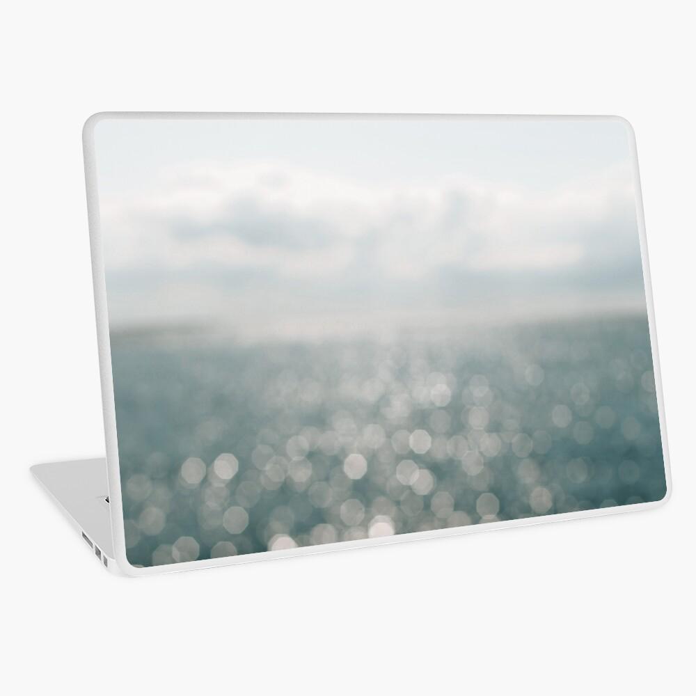 Pamlico Sparkle Laptop Skin