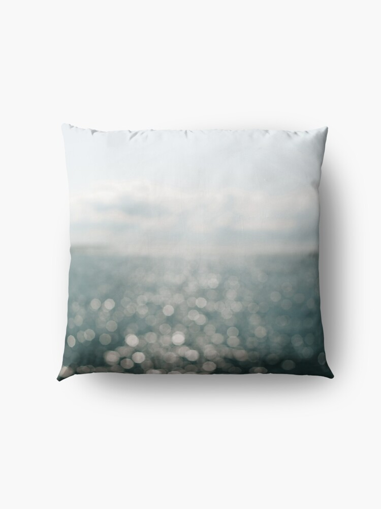 Alternate view of Pamlico Sparkle Floor Pillow