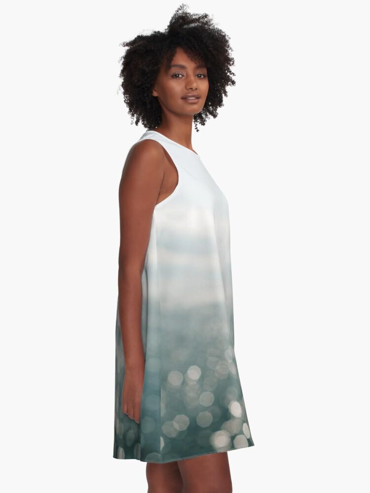 Alternate view of Pamlico Sparkle A-Line Dress