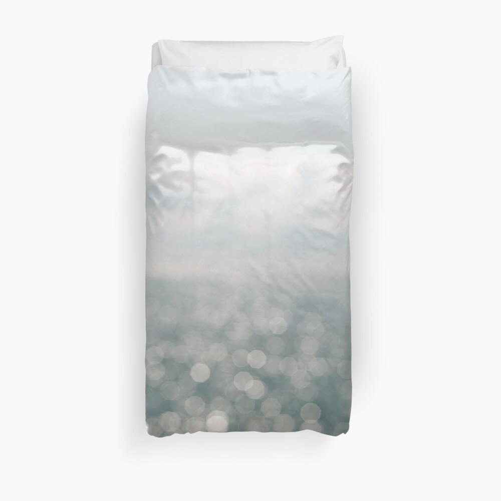 Pamlico Sparkle Duvet Cover