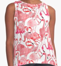 Flamingo Flamboyance Sleeveless Top