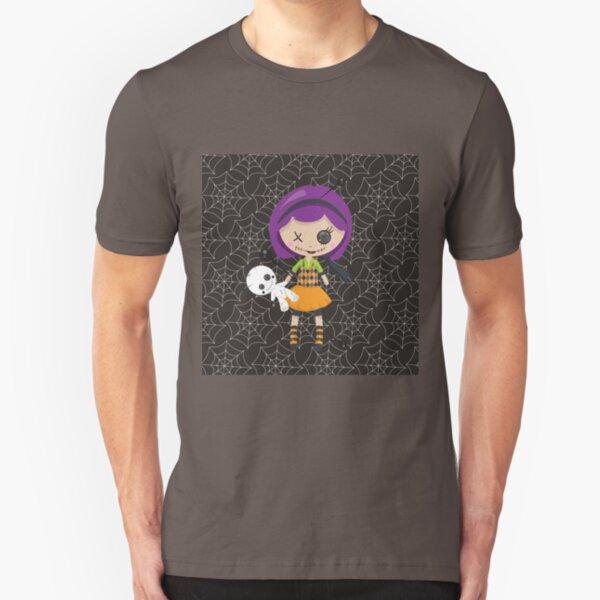 Violet Voodoo Slim Fit T-Shirt
