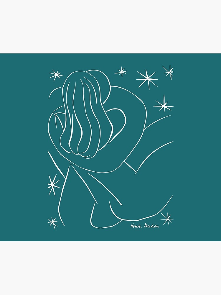 Henri Matisse The Hug Abraccio 1944 Original Artwork Reproduction, Tshirts, Prints, Posters, Men, Women, Kids by clothorama