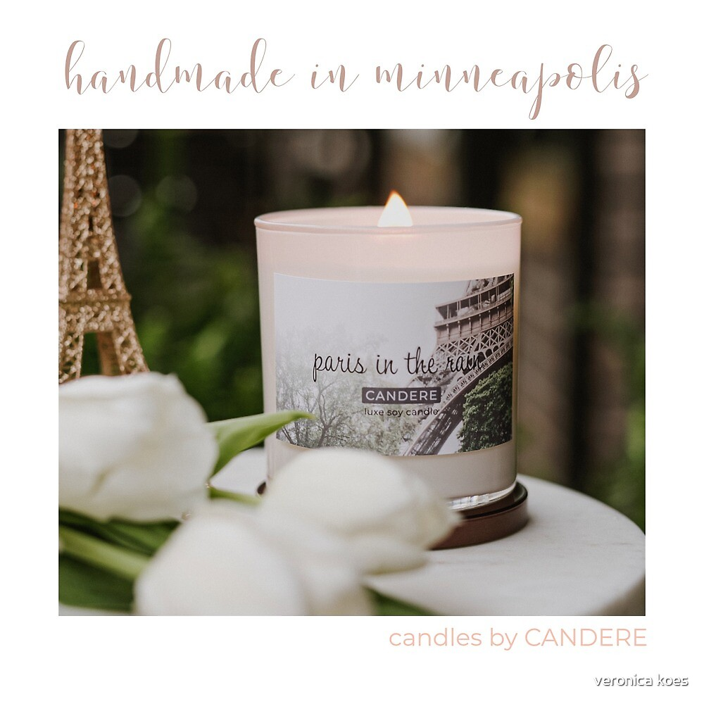 CANDERE Swag- lite by veronica j. k.