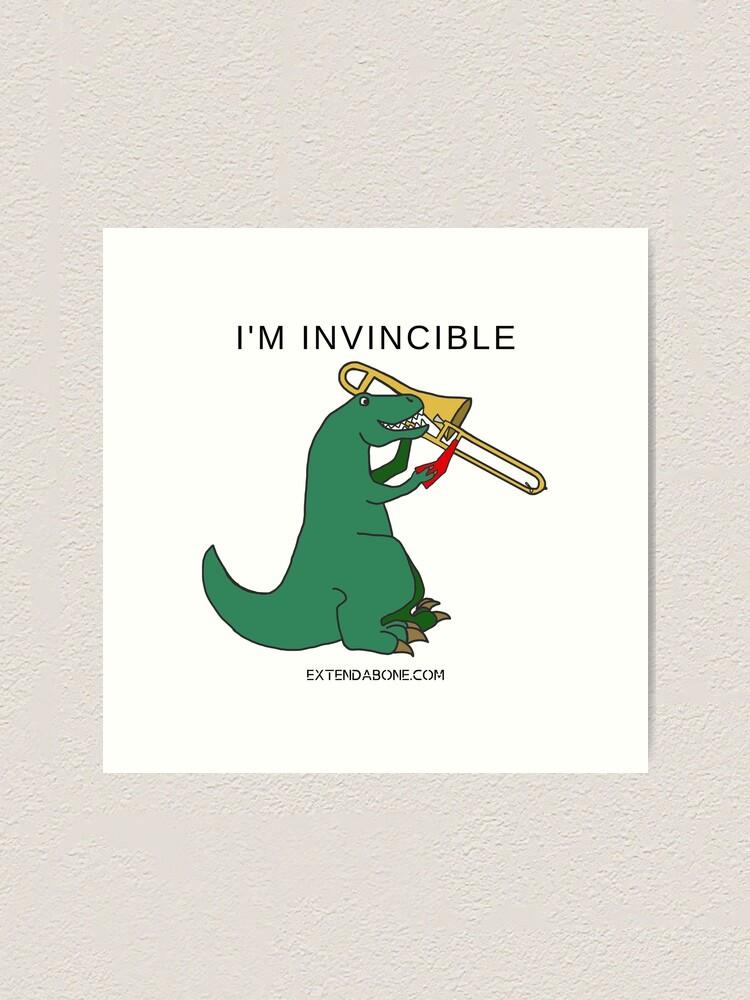 Invincible Kid Invincible pin