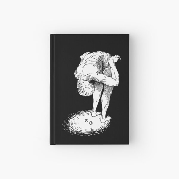So Exhausted.  Hardcover Journal