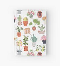 Indoor Planters Hardcover Journal