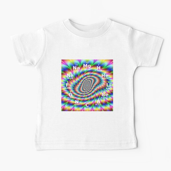 #Chemical #Elements #Wall #Clock Baby T-Shirt