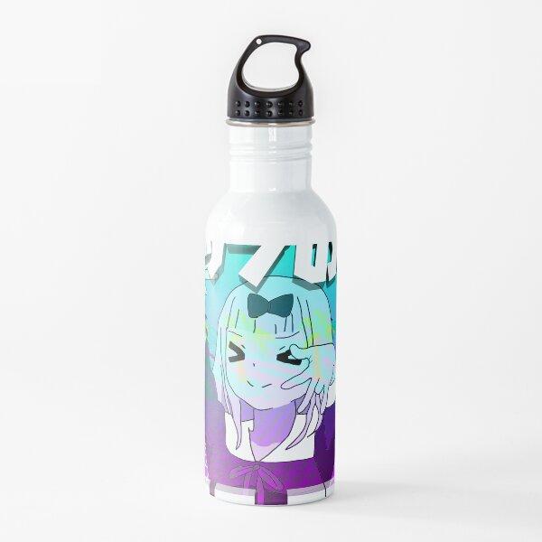 CHIKA RAP GOD VAPORWAVE - SAD JAPANESE ANIME AESTHETIC Water Bottle