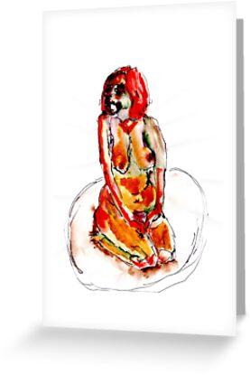 Clown Girl by Tara Burkhardt