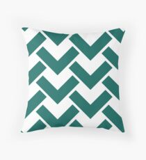 Silas Wide Arrow Stripes Floor Pillow
