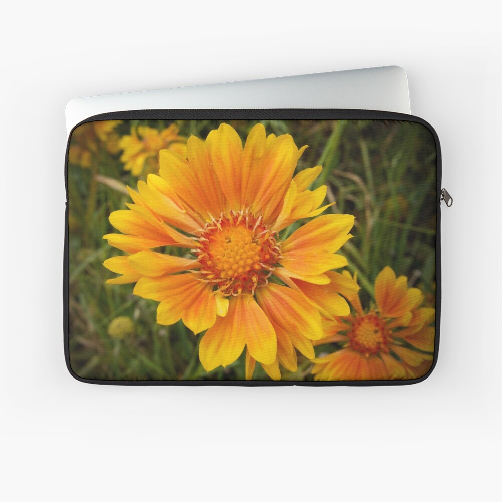 Shining Bright from A Gardener's Notebook Laptop Sleeve