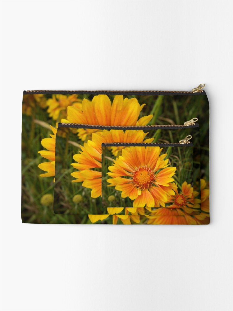 Alternate view of Shining Bright from A Gardener's Notebook Zipper Pouch