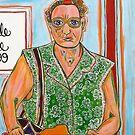 Edna by Tara Burkhardt