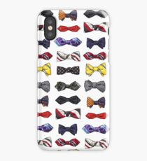 Blaine's Bow ties I. iPhone Case/Skin