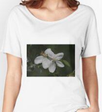 Flowering Saskatoon Women's Relaxed Fit T-Shirt
