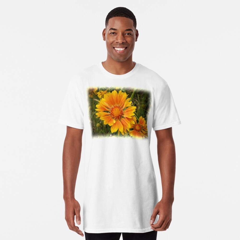 Shining Bright from A Gardener's Notebook Long T-Shirt