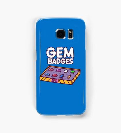 Gem Badges Samsung Galaxy Case/Skin