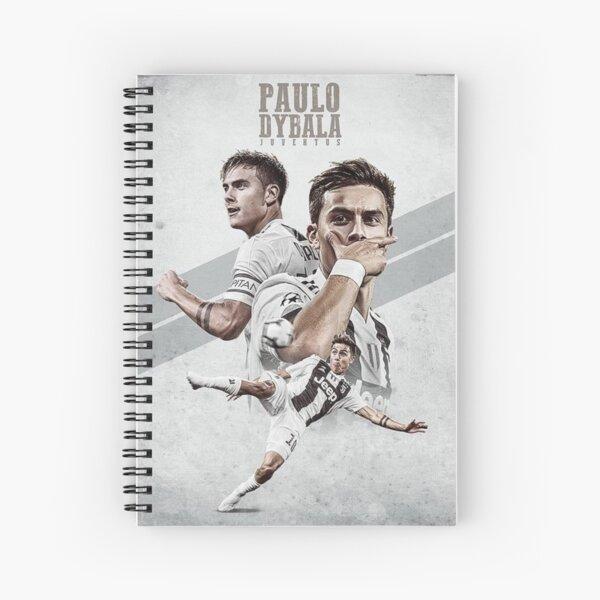 Art Dybala Wallpaper Spiral Notebook