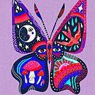 Schmetterling Nr. 3 - Mondkindschmetterling von Andrea Lauren