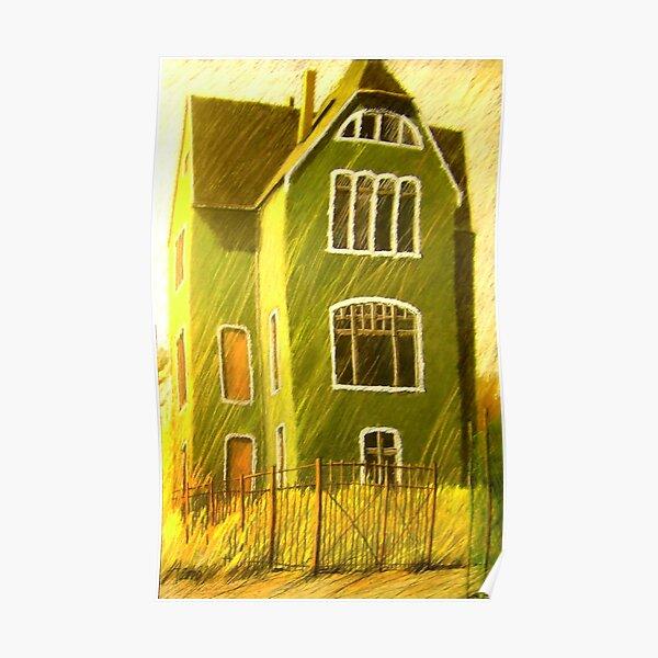Die Grüne Villa Poster