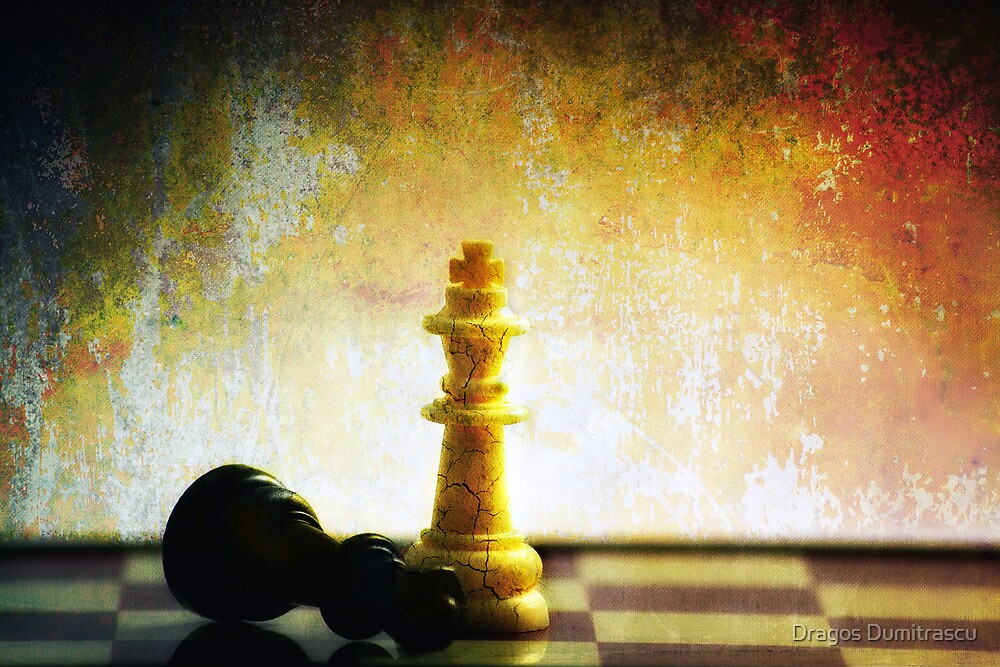 Good vs Evil (Hard Victory)  by Dragos Dumitrascu