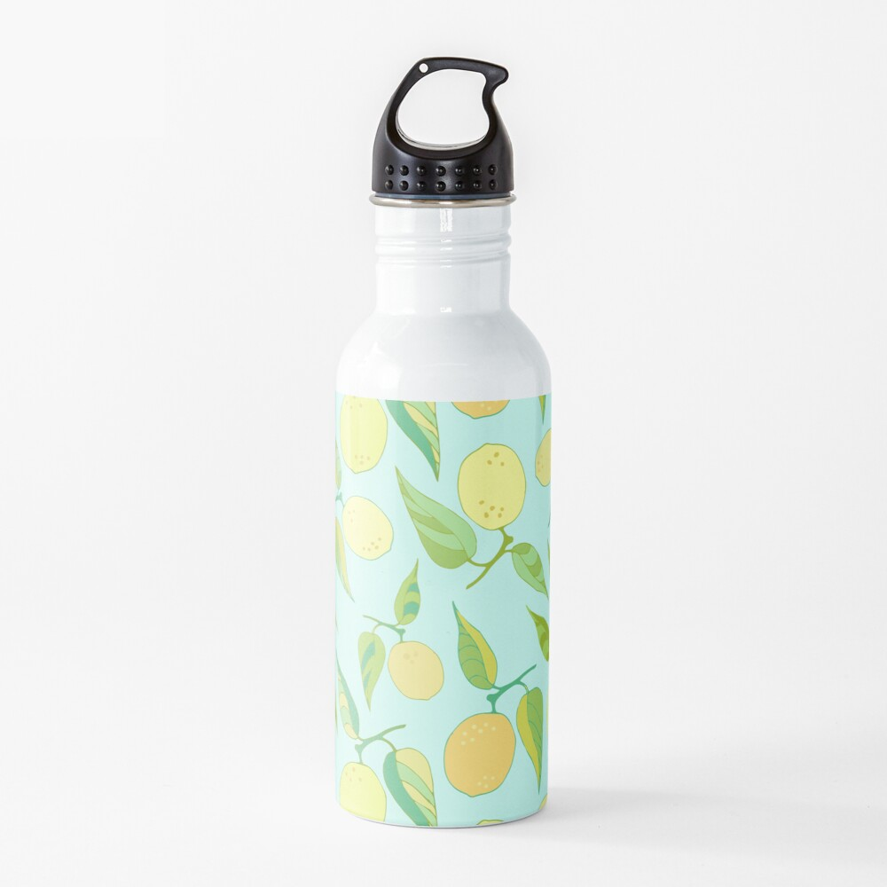 Lemon Twist Water Bottle