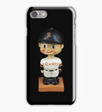 San Francisco Giants Bobblehead iPhone Case/Skin