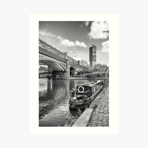Castlefield - Manchester Art Print