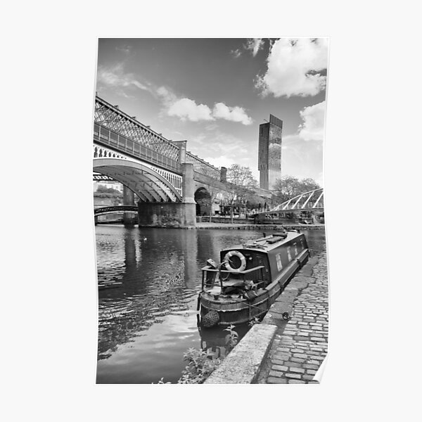 Castlefield - Manchester Poster