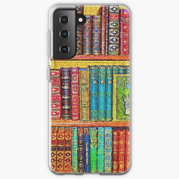 Library Samsung Galaxy Soft Case