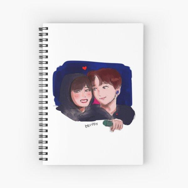 vope is love Spiral Notebook