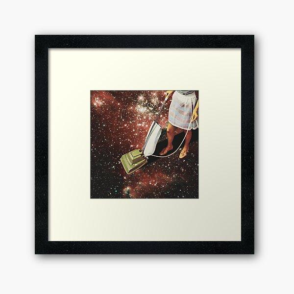 Star-dust Framed Art Print