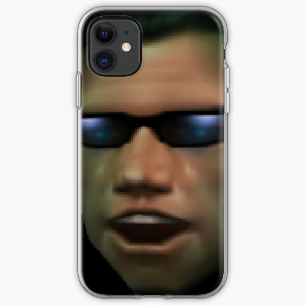A bomb! iPhone Soft Case