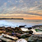 New World In The Morning - Warriewood Beach, Sydney - The HDR Experience by Philip Johnson