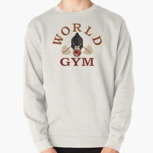 World Gym Gorilla Pullover