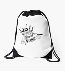hornet Drawstring Bag