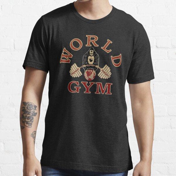 World Gym Gorilla Essential T-Shirt