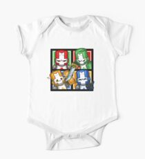 Castle Crashers Four-Square One Piece - Short Sleeve