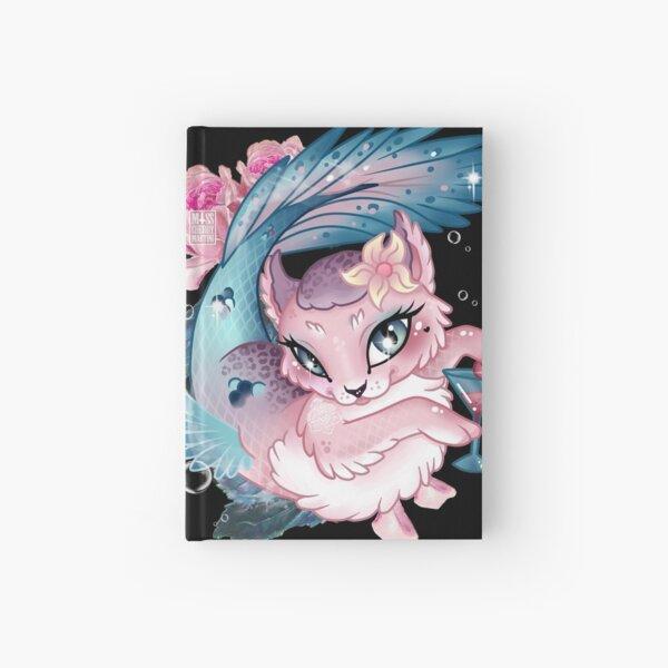 Pretty Little Purrmaid Hardcover Journal