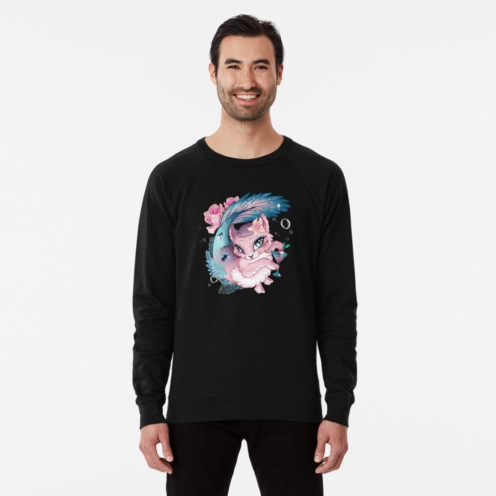 Pretty Little Purrmaid Lightweight Sweatshirt
