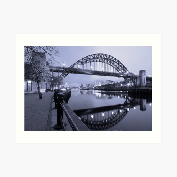 The Tyne Bridge, Newcastle Art Print