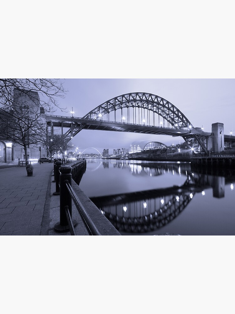 The Tyne Bridge, Newcastle by robcole