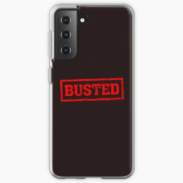 busted Samsung Galaxy Soft Case