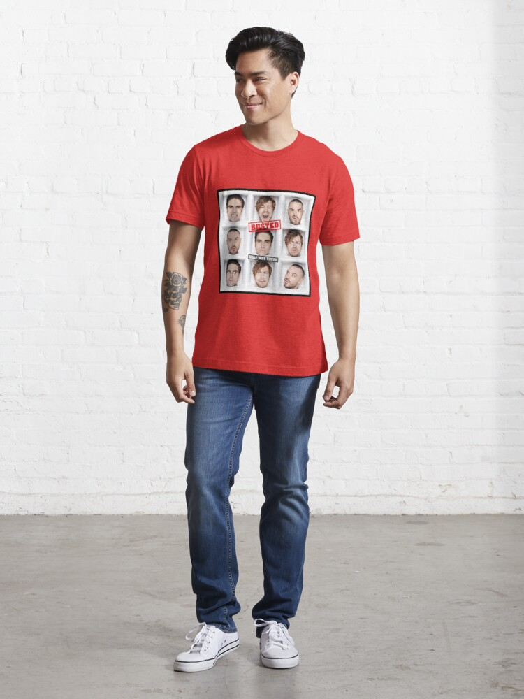 Alternate view of busted Essential T-Shirt