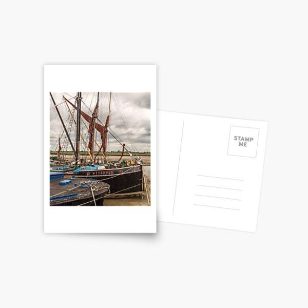 Wivenhoe Essex UK Postcard